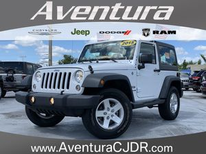 2015 Jeep Wrangler for Sale in North Miami Beach, FL