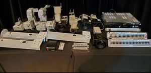 Remote Broadcast Video Equipment 5 PANASONIC Cameras CANON Lenses for Sale in Renton, WA