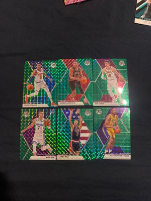 NBA mosaic green card lot for Sale in Olivehurst, CA