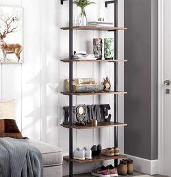 Wooden Shelf Industrial Ladder Shelf 72.6 Inches for Sale in Fort Lauderdale,  FL