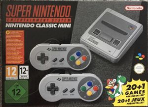 Super Nintendo classic mini European version for Sale in Powder Springs, GA