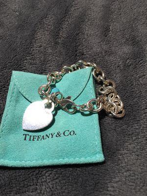 Tiffany & Co Bracelet Heart for Sale in Barnstable, MA
