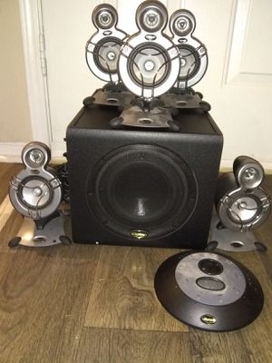Klipsch 5.1 Digital Speaker System for Sale in Franklin, TN
