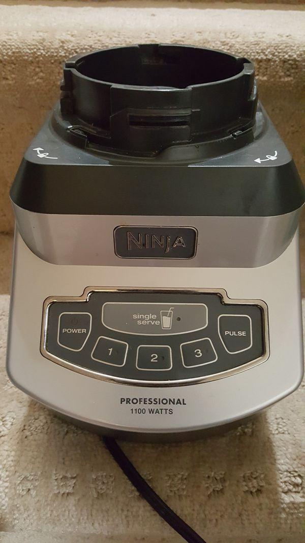 Ninja BL660 30 1100W Professional blender