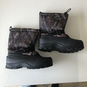 Boys Snow Boots for Sale in Rancho Cucamonga, CA