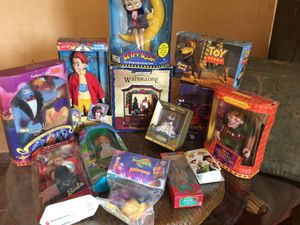 Thirteen collection toys for Sale in Ontario, CA