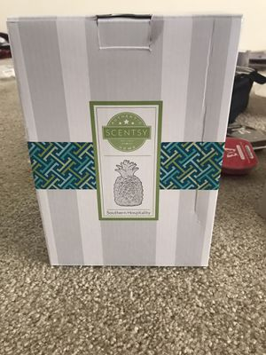 Scentsy Southern Hospitality Warmer for Sale in Lake Point, UT