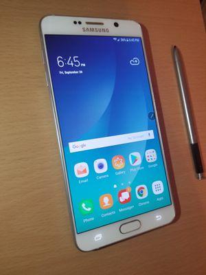 Samsung Galaxy Note 5 GSM Unlocked 32gb for Sale in Denton, TX
