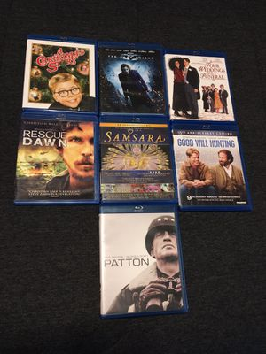 Lot of BluRays for Sale in Lomita, CA