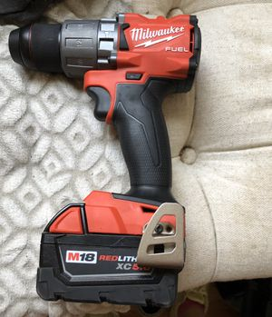 Milwaukee 1/2 hammer drill for Sale in Modesto, CA