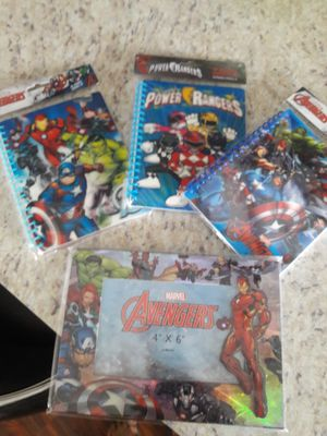 Boys Super Heroes 3D Journal , etc for Sale in Chicago, IL