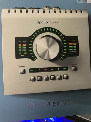 UAD Apollo Twin Duo USB Audio Interface (Deal!) for Sale in Snohomish, WA