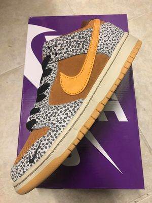Nike SB Dunk Low Safari Sz 9 for Sale in Temple City, CA