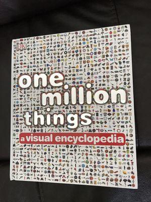 One Million Things hardback visual encyclopedia for Sale in Rustburg, VA