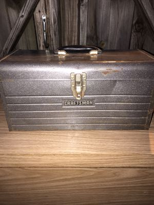 Craftsman Steel Tool Box Need gone ASAP for Sale in Columbus, OH