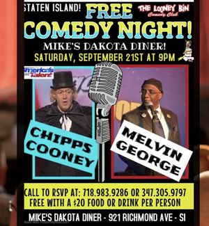 Free COMEDY SHOW for Sale in Staten Island, NY