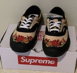 Supreme x Jean Paul Gaultier Vans Era Peach for Sale in Downey,  CA
