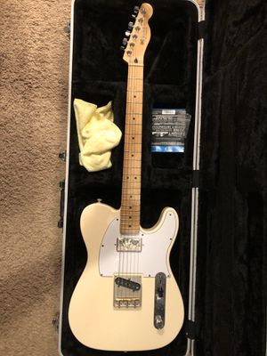 Fender Telecaster for Sale in South Hill, WA