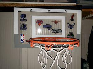 Over door mini indoor basketball goal for Sale in Winter Garden, FL