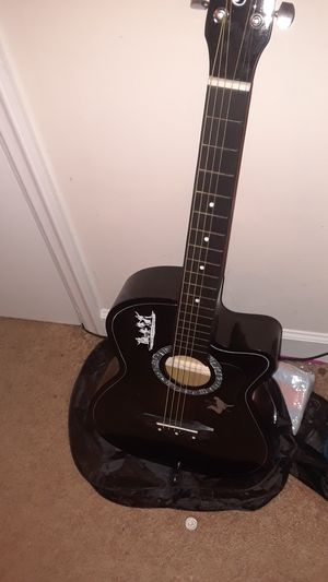 Acoustic Guitar (New) for Sale in Silver Spring, MD