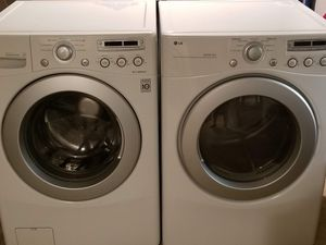 LG Electric Washer and Dryer Set for Sale in Stafford, VA