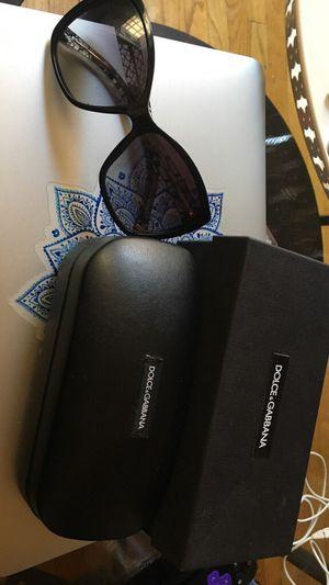 Black lace Dolce and Gabbana sunglasses for Sale in Boston, MA