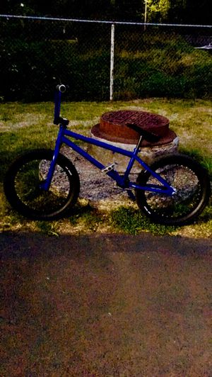 Mongoose Legion L20 freestyle bmx bike for Sale in Aberdeen, WA