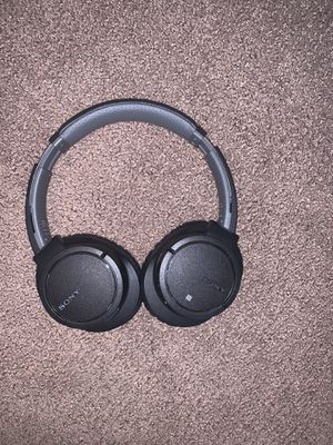 Sony Bluetooth Noise Cancelling Headphones for Sale in Rocky River, OH
