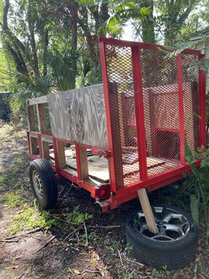 TRAILER $750 OBO for Sale in Tampa, FL