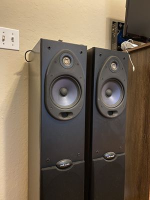Polk Audio RT1000i tower speakers for Sale in Kissimmee, FL