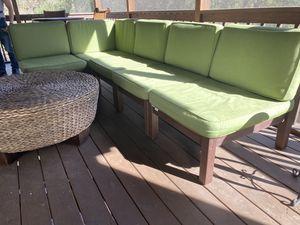 Outdoor sectional for Sale in Atlanta, GA