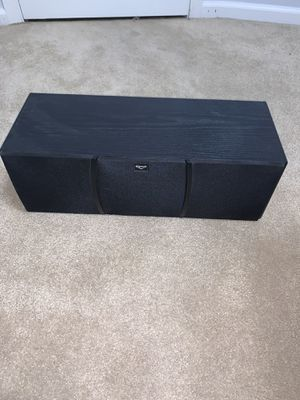 klipsch icon vc25 center channel speaker surrounded system for Sale in Phoenix, AZ