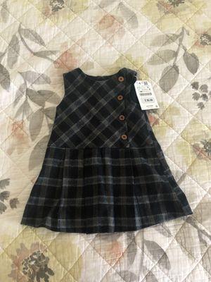 Zara NWT pleated plaid print jumper. for Sale in Long Beach, CA