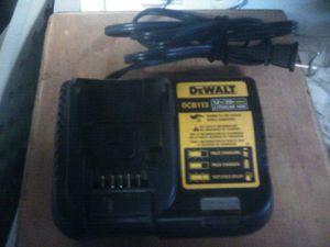 Dcb113 DeWalt Charger 20v Mac new $25 for Sale in Sacramento, CA