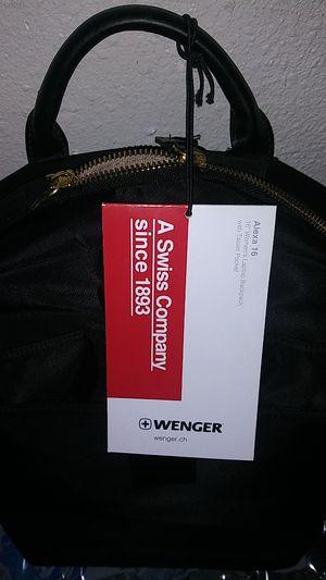 """Wenger Alexa 16"""" laptop backpack for Sale in Houston, TX"""