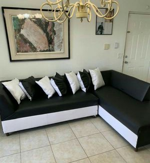 Furniture NEW SECTIONAL MUEBLES NUEVOS. for Sale in Miami, FL