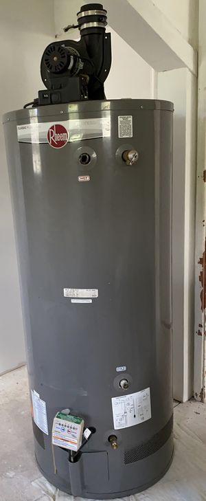 Rheem water heater 75 gallon with heating capacity for Sale in Hampton, VA