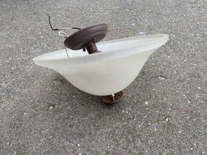 Kitchen Sink Light - Brown for Sale in Wildwood, MO