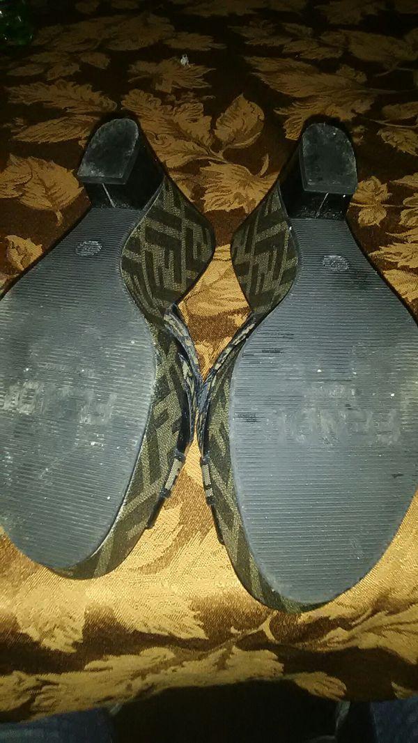 Women Fendi shoes