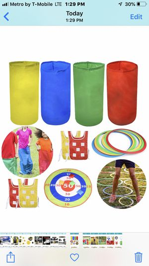 Kids party games for Sale in Sugar Hill, GA