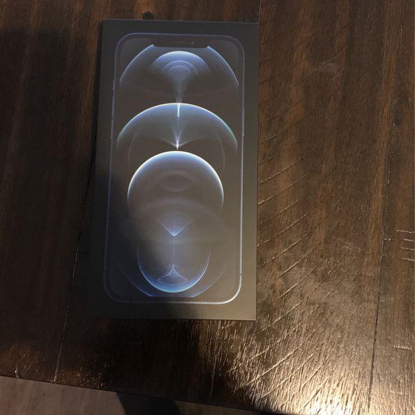 New IPHONE 12pro Max Unlocked