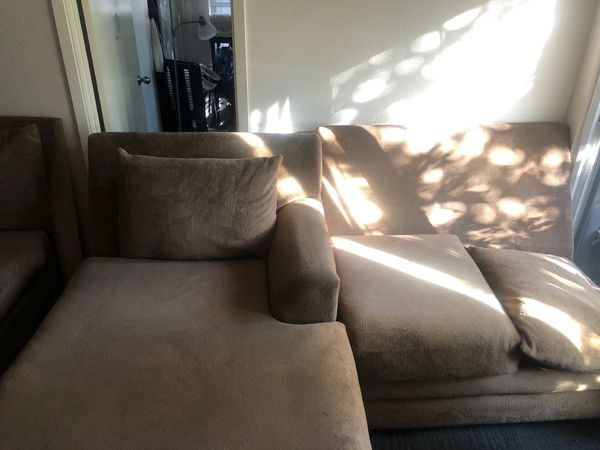 Couches 3 piece sectional