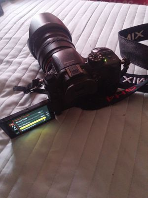 GH4 With Metabones and Rokinon Lense And Charger for Sale in Montebello, CA