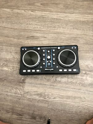 DJ-ing STARTER KIT BY AMERICAN AUDIO for Sale in Nipomo, CA