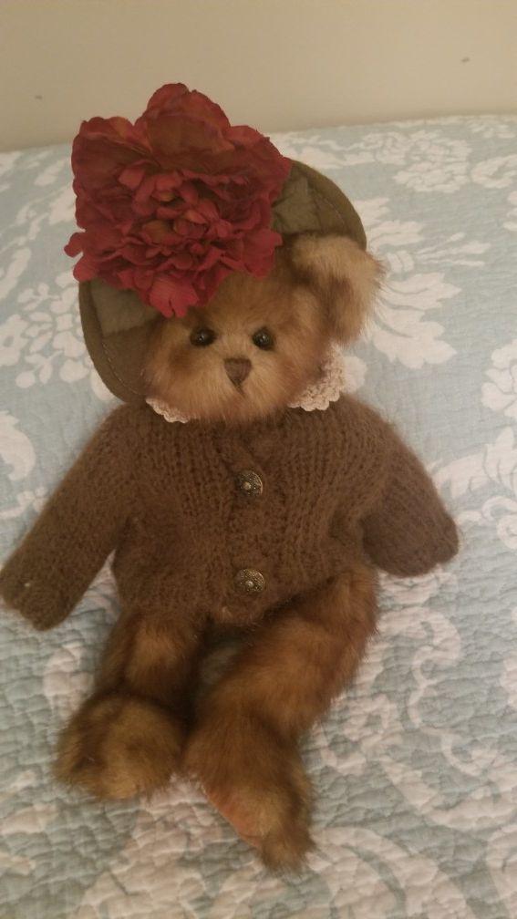 Stuffed Animal Bears ... Hand Crafted