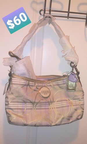 NEW COACH purse with tag for Sale in Rockville, MD