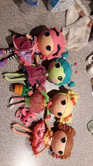 Lalaloopsy dolls for Sale in NEW PRT RCHY, FL