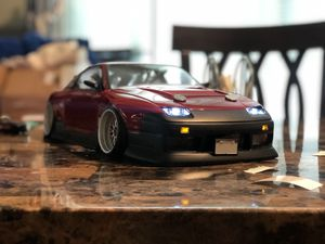 Pandora RC 1/10 body shell (BN sports 180sx) for Sale in Norristown, PA