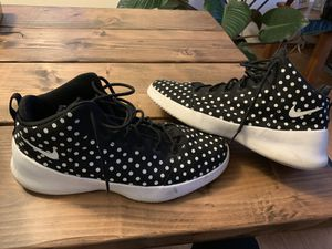 Nike polka dot size 13 for Sale in Portland, OR