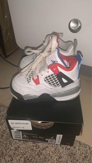 Jordan 4 retro for Sale in Orlando, FL